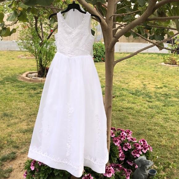 c80bdc1ab7cc flower girl dress/ first communion dress. M_5ca3e39ca20dfce66d2f451a